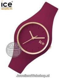 Ice Watch ICE-GL-ANE-S-S-14 Ice Glam Forest Bordeaux Rood