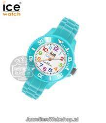 ice wathc ice mini turquoise extra small kids watch iw012732