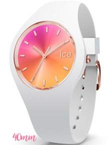 ice watch ice sunset iw015750 oranje roze