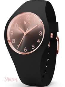 ice watch ice sunset iw015746 black small