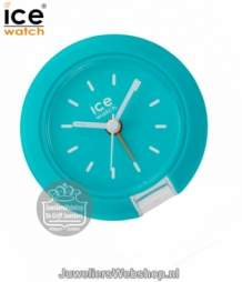 Ice Watch reiswekker Turquoise 015193