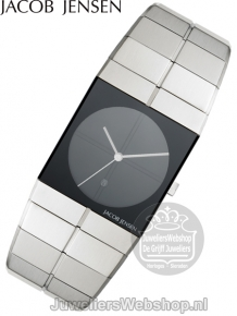jj210 jacob jensen icon herenhorloge