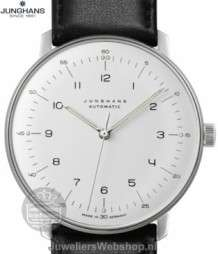 Max Bill Automatic Herenhorloge 027/3500.00 Junghans