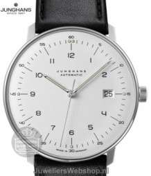 Max Bill Automatic Herenhorloge 027/4700.00 Junghans