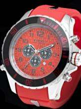 Kyboe horloge KYC-001 Chrono Series 55mm Red