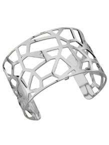 les georgettes armband girafe silver 40mm