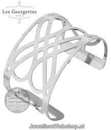 les georgettes infini 40mm armband