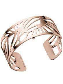 les georgettes armband palmeraie rose 25mm