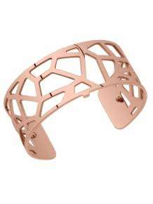les georgettes armband Girafe rose 25mm