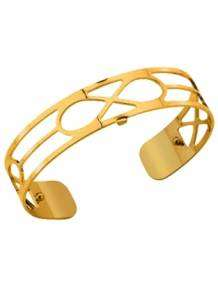 les georgettes armband Infini gold 14mm