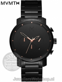 | MVMT Chrono Black Rose D-MC01-BBRG