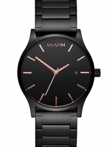 MVMT Classic Black Rose D-MM01-BBRG