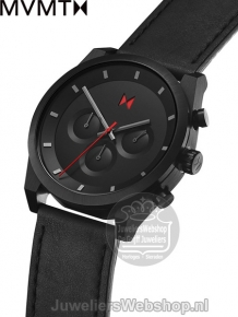 MVMT Element Chrono Ember Black 28000045-D