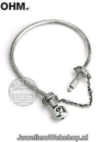 Ohm Beads AHKS004 Safety Chain No Escape