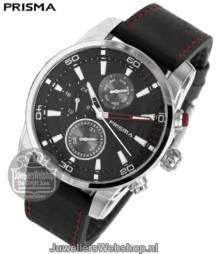 Prisma horloge P1590 Traveller Time Heren
