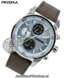 Prisma horloge P1593 Traveller Time Heren