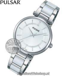 Pulsar horloge PH8191X1 dames Wit