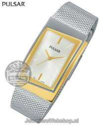 Pulsar horloge PH8222X1 dames Bicolor
