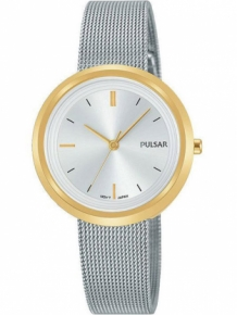 Pulsar horloge PH8386X1 dames bicolor