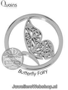 quoins QMB-50L-E munt black label butterfly fairy