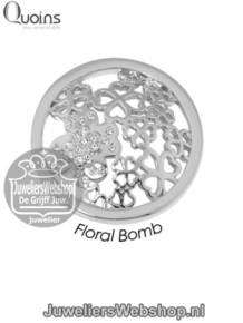 quoins QMB-36M-E munt black label floral bumb