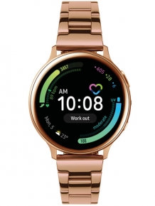 Samsung Active2 Special Edition Rose Smartwatch SA.R830RS 40mm Unisexhorloge