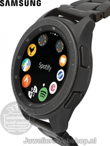 Samsung Special Edition Galaxy Midnight Smartwatch SA.R810BS