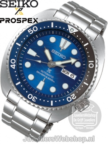 Seiko Prospex SRPD21K1 horloge Save the Ocean