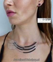 600168 step by step collier