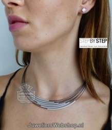 600418 step by step collier