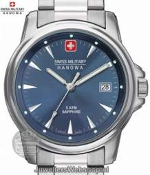 Swiss Military Hanowa Swiss Recruit Prime horloge 06-5230.04.003