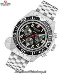 Swiss Military Hanowa Touchdown horloge 06-5304.04.007 Chrono