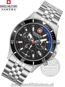 Swiss Military Hanowa Flagship Racer Chrono 06-5337.04.007.03