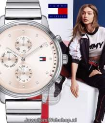 tommy hilfiger blake th1781904 dames horloge