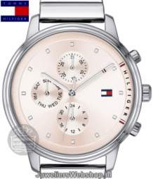 tommy hilfiger dames horloge th1781904 staal