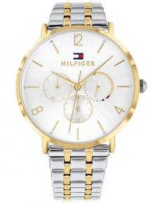 Tommy Hilfiger Horloge TH1782032 Jenna Bicolor