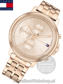 Tommy Hilfiger Dames Horloge TH1782190 Madison Rose