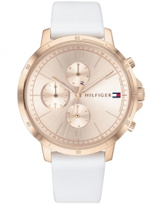 Tommy Hilfiger Dames Horloge TH1782193 Madison Wit