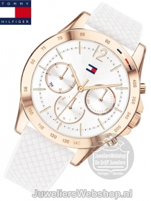 Tommy Hilfiger Horloge TH1782199 Haven Rose Wit