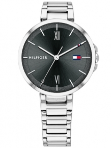 Tommy Hilfiger Horloge TH1782204 Reade Zwart