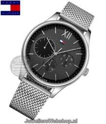 | Tommy Hilfiger Horloge TH1791415 Damon Multi-Date