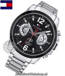 | Tommy Hilfiger Horloge TH1791472 Decker Multi-Date