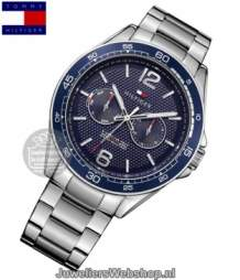 Tommy hilfiger heren horloge erik th1791366