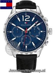 tommy hilfiger multi date heren horloge th1791468