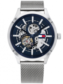 Tommy Hilfiger Horloge TH1791643 Spencer Automaat
