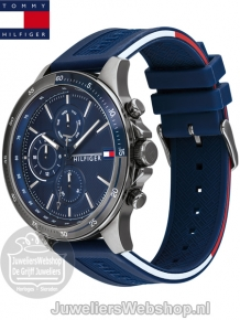 tommy hilfiger TH1791721 Bank multi date horloge heren