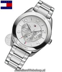 tommy hilfiger horloge gracy th1781215 multi date