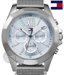 tommy hilfiger chelsea horloge th1781846 staal