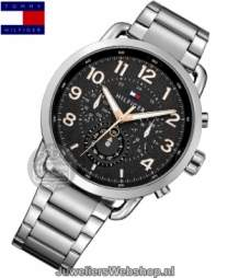 Tommy hilfiger heren horloge briggs th1791422 multi date
