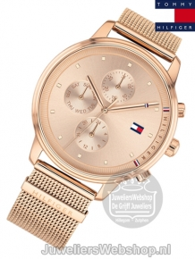 Tommy Hilfiger Horloge TH1781907 Blake Rose